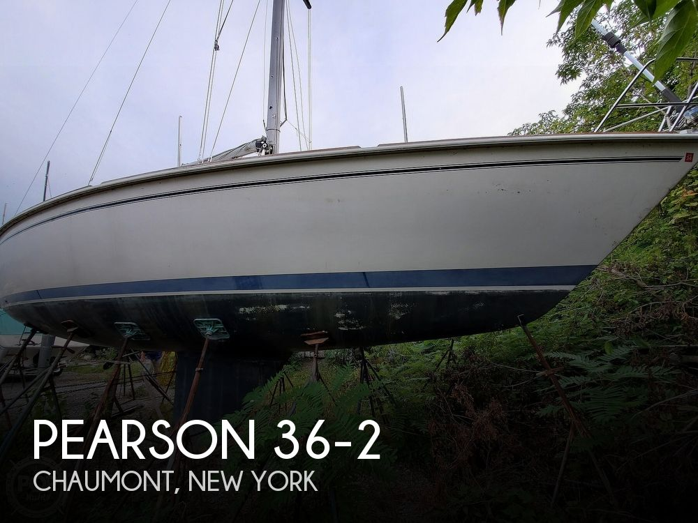 1986 Pearson boat for sale, model of the boat is 36-2 & Image # 1 of 40