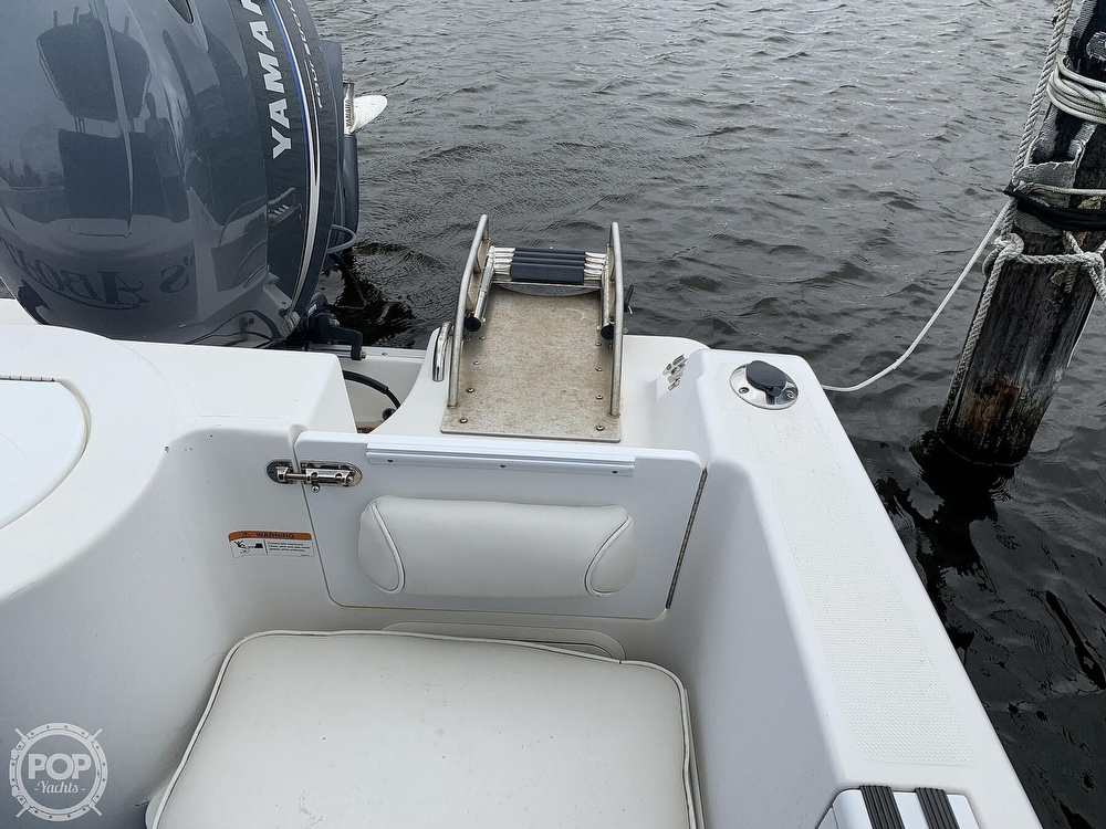 2004 Aquasport boat for sale, model of the boat is 205 Osprey Tournament Master & Image # 38 of 40