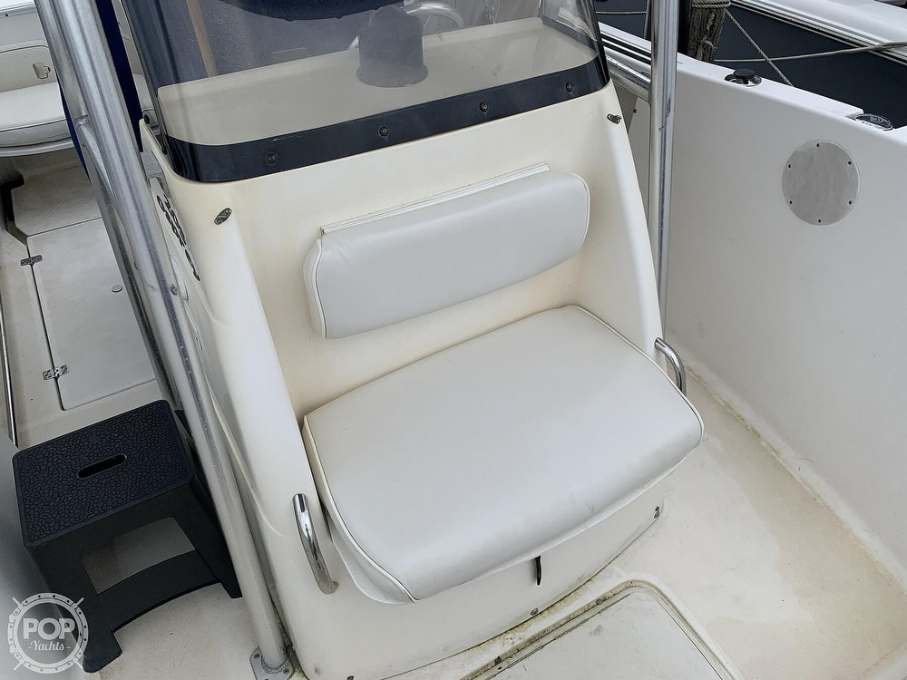 2004 Aquasport boat for sale, model of the boat is 205 Osprey Tournament Master & Image # 26 of 40