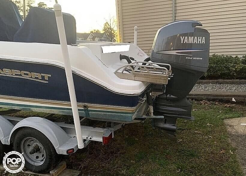 2004 Aquasport boat for sale, model of the boat is 205 Osprey Tournament Master & Image # 8 of 40