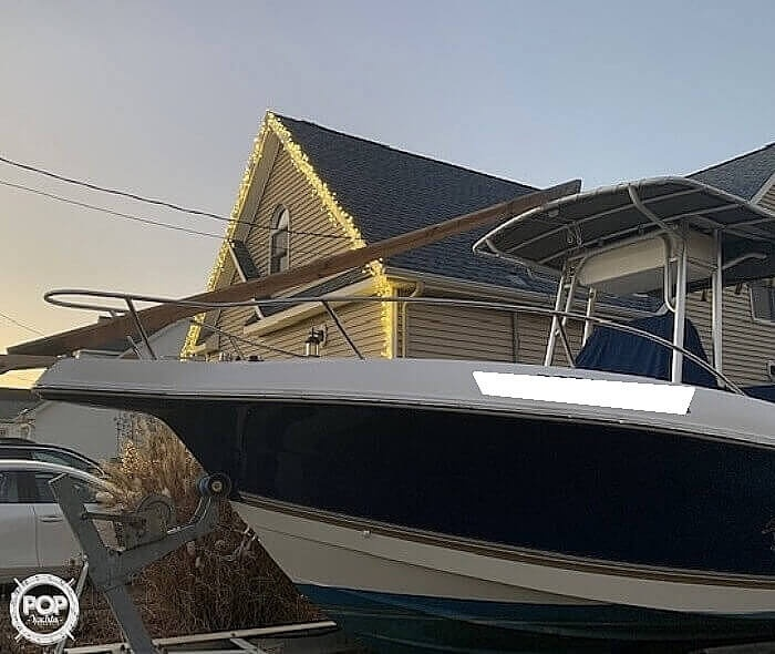 2004 Aquasport boat for sale, model of the boat is 205 Osprey Tournament Master & Image # 7 of 40