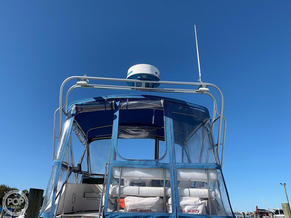 1986 Sea Ray boat for sale, model of the boat is 340 SB & Image # 25 of 40