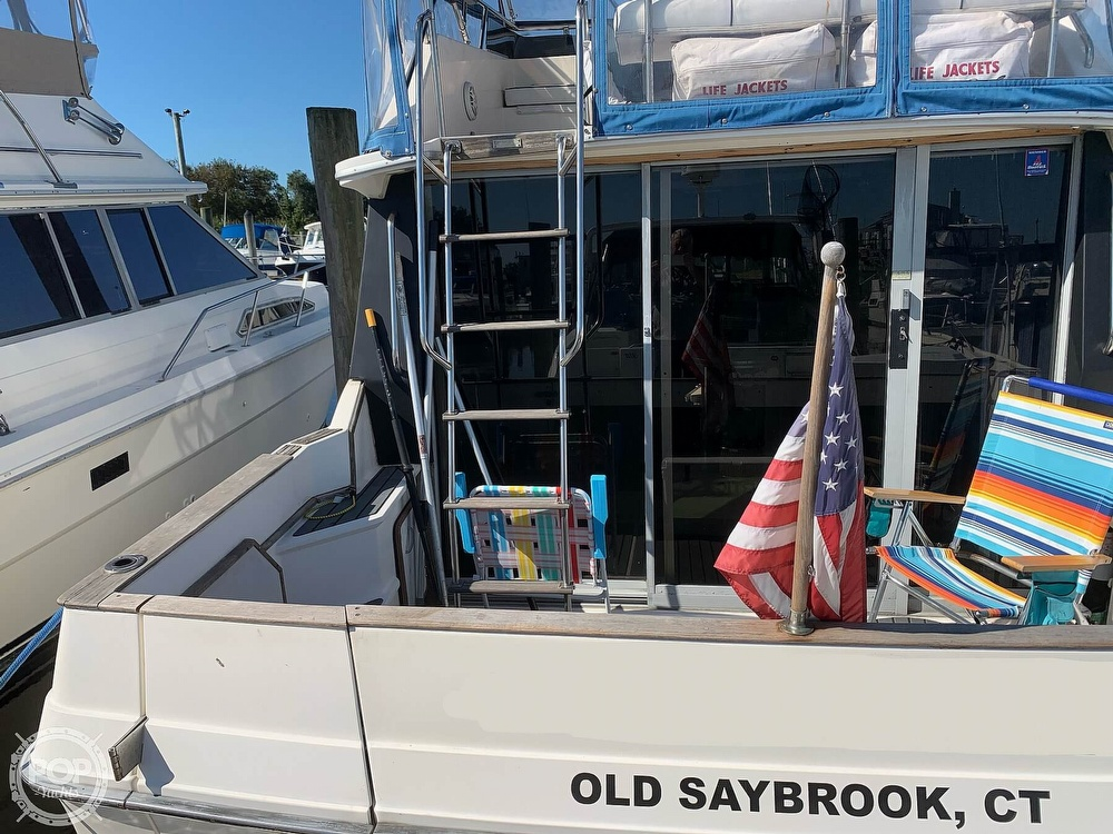 1986 Sea Ray boat for sale, model of the boat is 340 SB & Image # 26 of 40