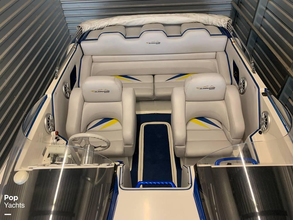 2003 Eliminator boat for sale, model of the boat is Daytona 30 & Image # 7 of 40