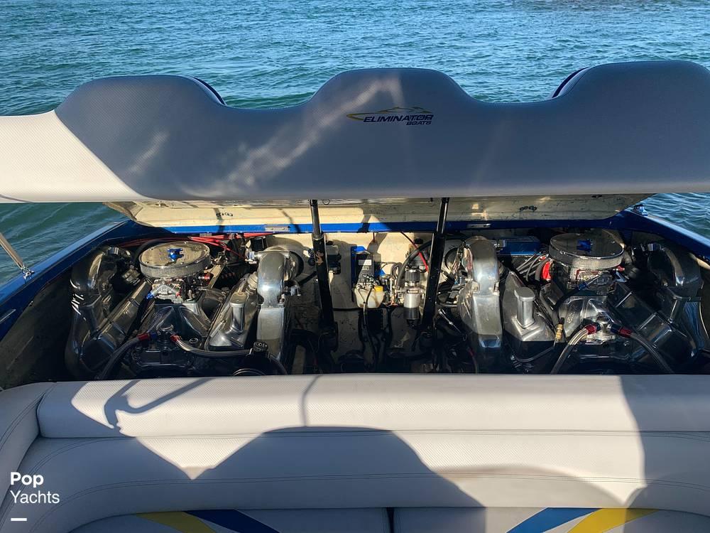 2003 Eliminator boat for sale, model of the boat is Daytona 30 & Image # 8 of 40