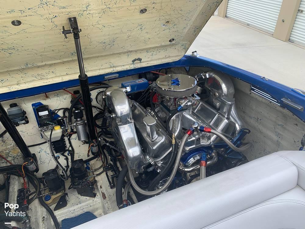 2003 Eliminator boat for sale, model of the boat is Daytona 30 & Image # 9 of 40