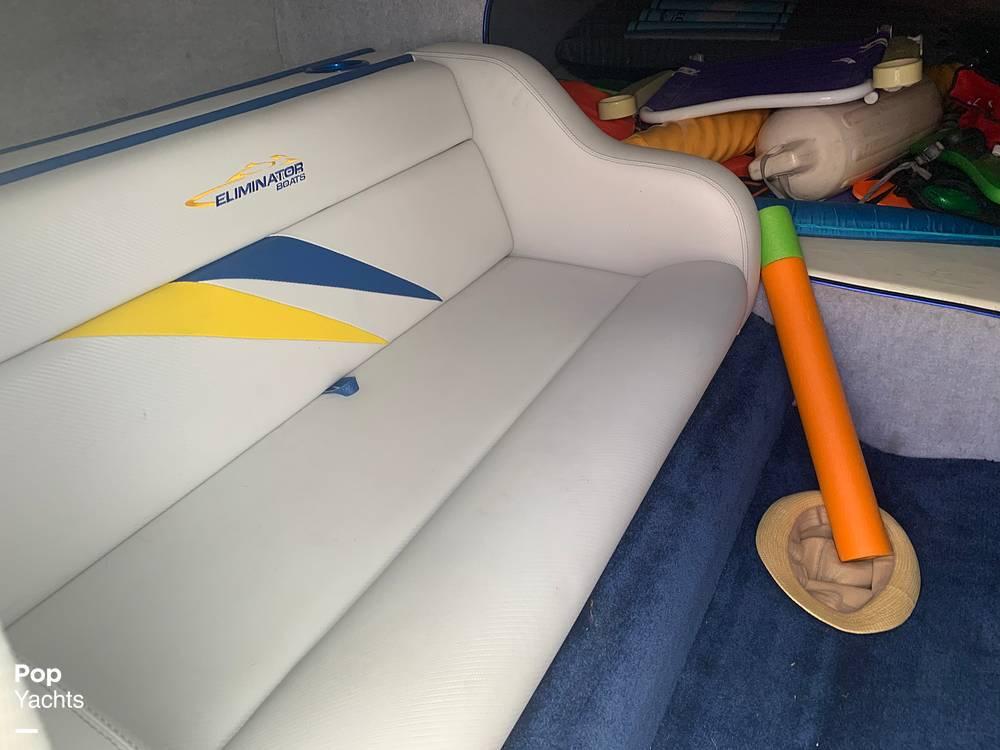 2003 Eliminator boat for sale, model of the boat is Daytona 30 & Image # 28 of 40