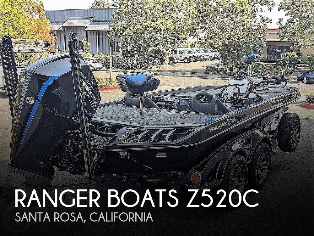 2019 Ranger Boats boat for sale, model of the boat is Z520C & Image # 1 of 35