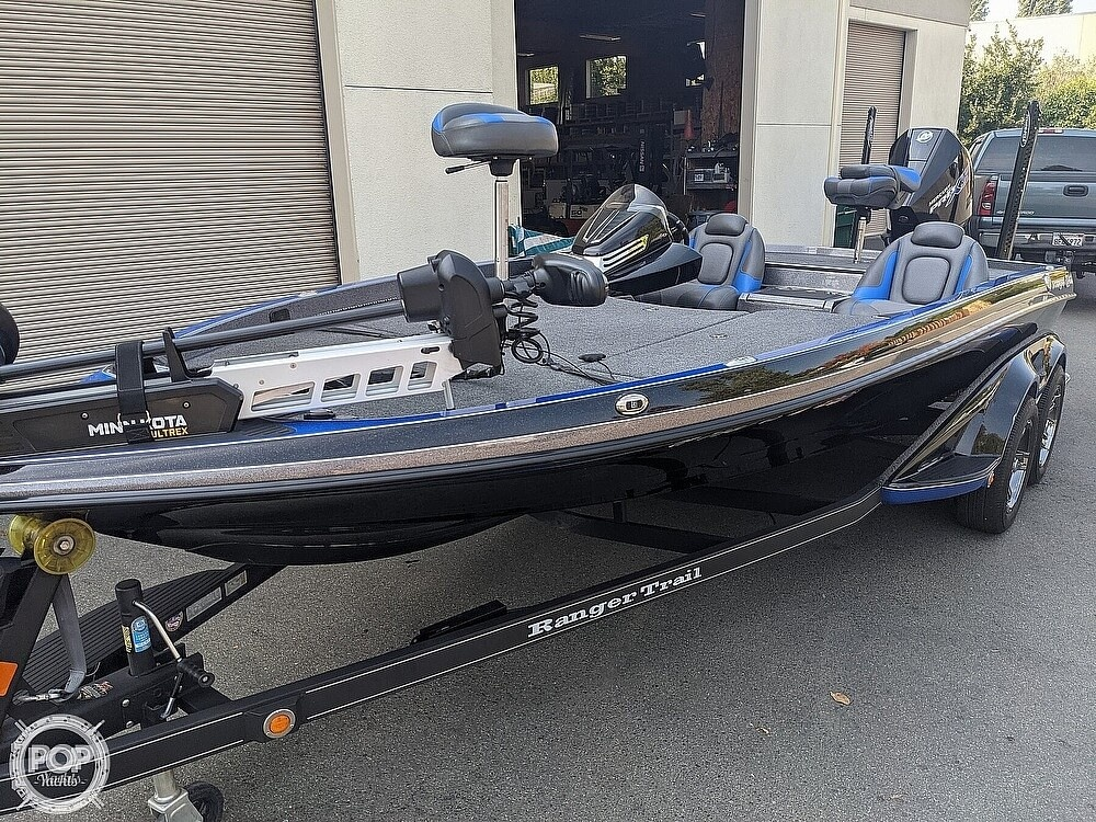 2019 Ranger Boats boat for sale, model of the boat is Z520C & Image # 4 of 35