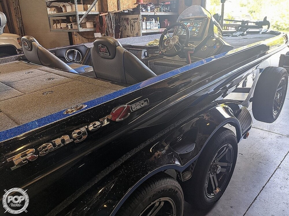 2019 Ranger Boats boat for sale, model of the boat is Z520C & Image # 12 of 35