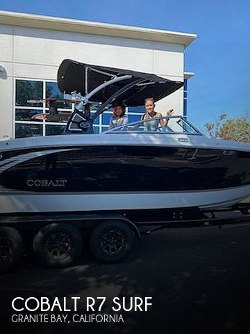 Used Cobalt Boats For Sale by owner   2020 Cobalt r7