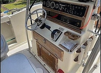 1980 Aquasport boat for sale, model of the boat is 24 & Image # 5 of 9