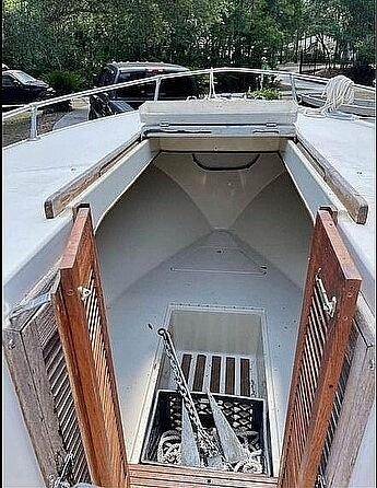 1980 Aquasport boat for sale, model of the boat is 24 & Image # 6 of 9