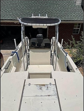 1980 Aquasport boat for sale, model of the boat is 24 & Image # 7 of 9