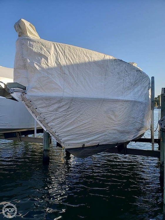 2007 Rinker boat for sale, model of the boat is 350 EC & Image # 4 of 40