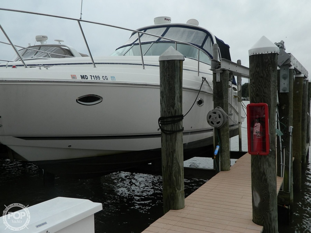 2007 Rinker boat for sale, model of the boat is 350 EC & Image # 22 of 40