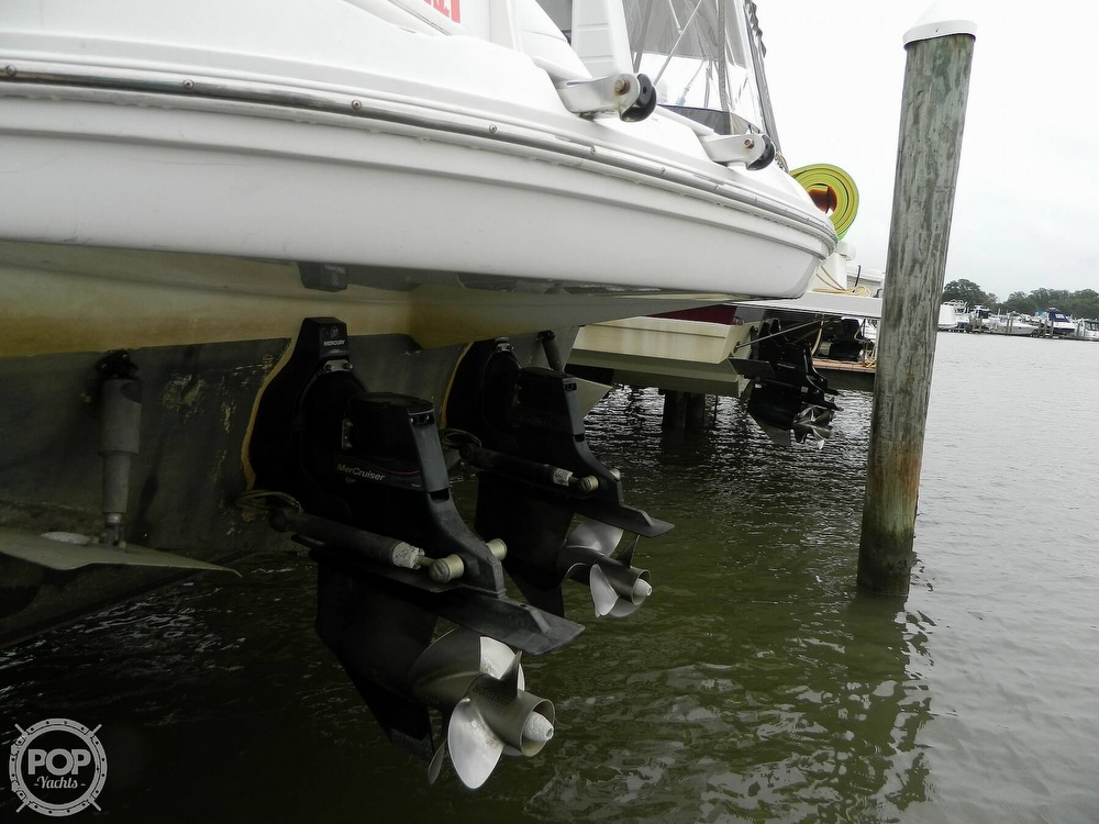 2007 Rinker boat for sale, model of the boat is 350 EC & Image # 32 of 40