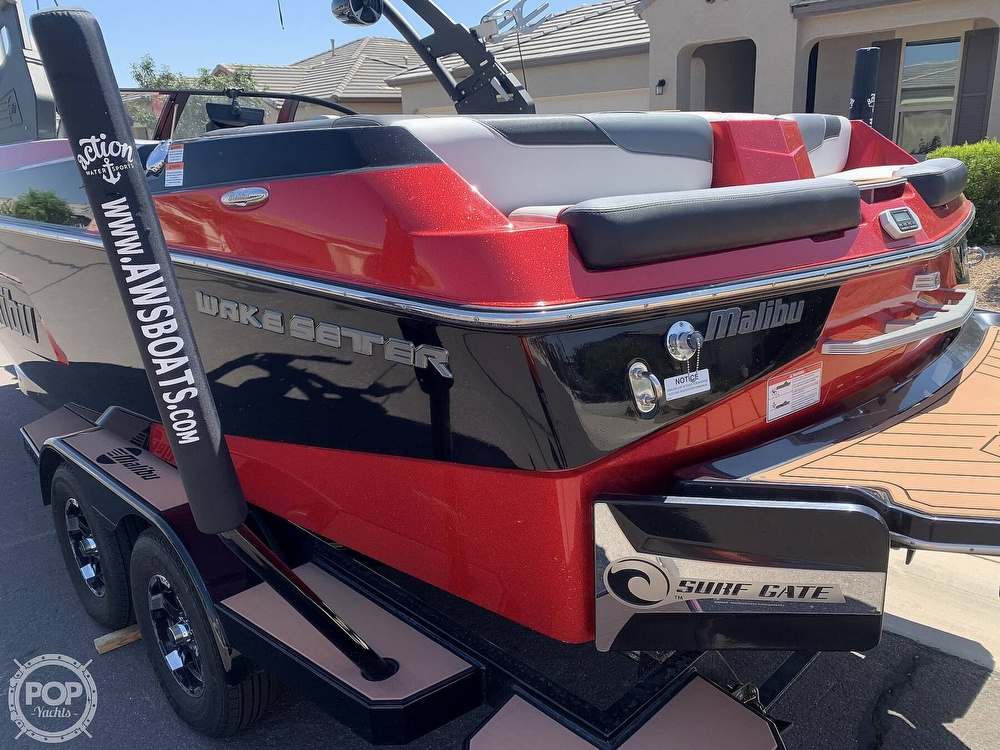 2018 Malibu boat for sale, model of the boat is 23 LSV & Image # 6 of 40