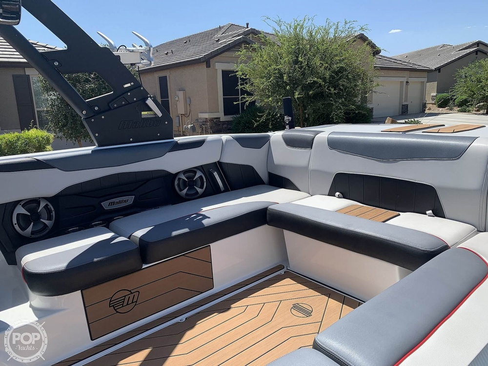 2018 Malibu boat for sale, model of the boat is 23 LSV & Image # 11 of 40