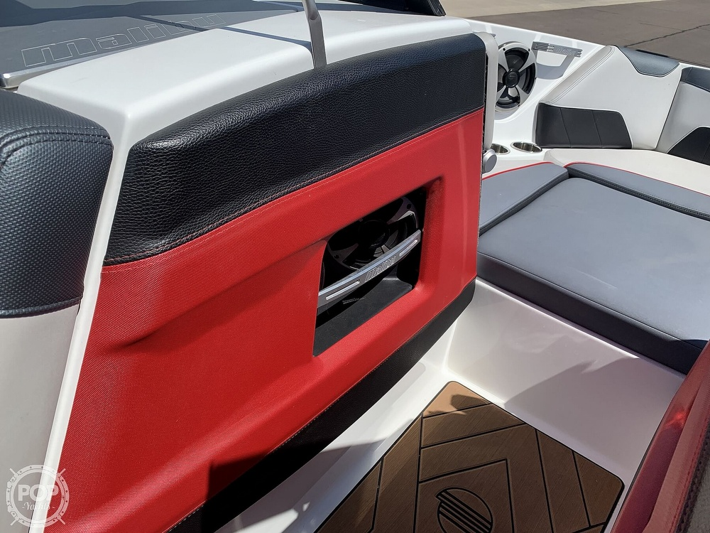 2018 Malibu boat for sale, model of the boat is 23 LSV & Image # 30 of 40