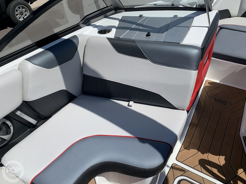 2018 Malibu boat for sale, model of the boat is 23 LSV & Image # 38 of 40