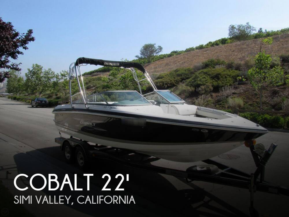 2005 COBALT 226 WAKEBOARD EDITION for sale
