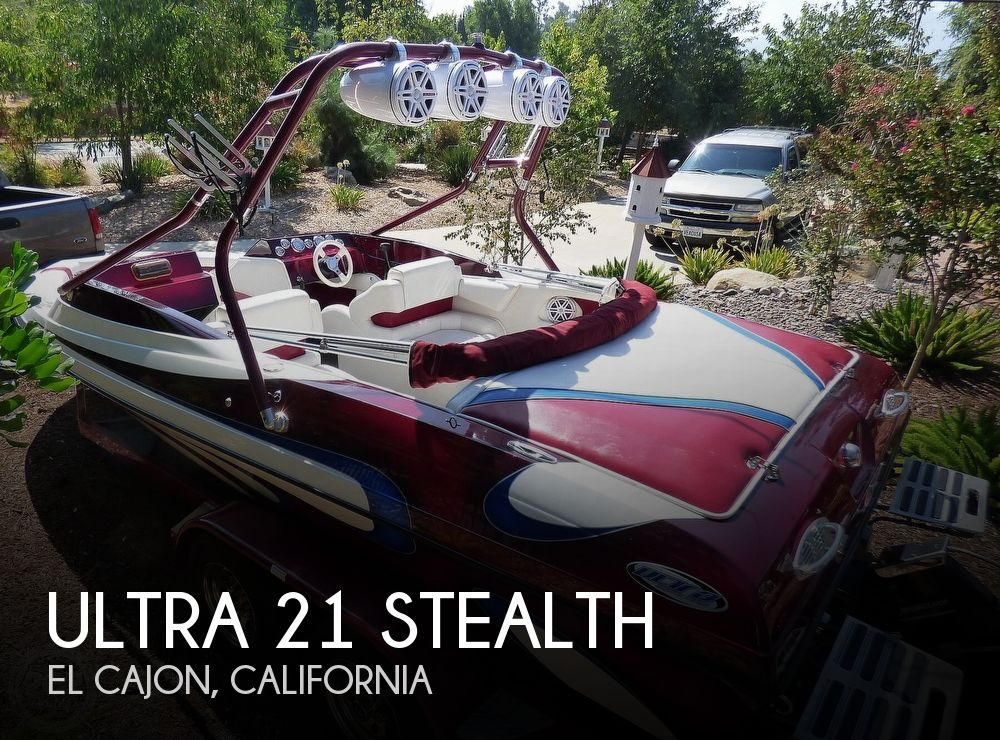 2014 ULTRA 21 STEALTH for sale