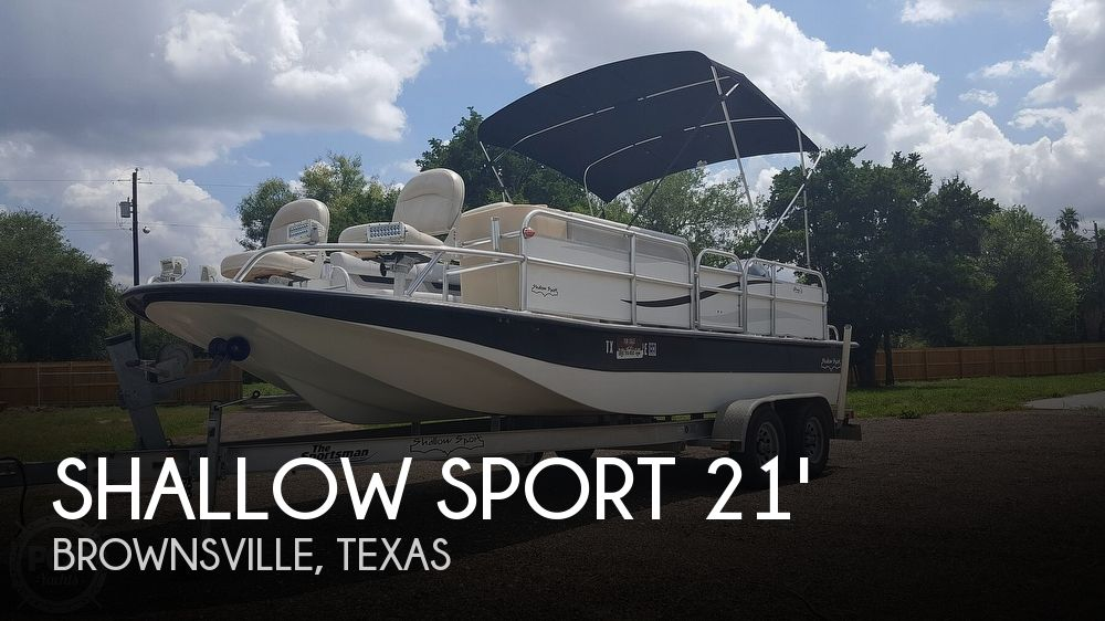 2012 Shallow Sport boat for sale, model of the boat is Sport Deck & Image # 1 of 40