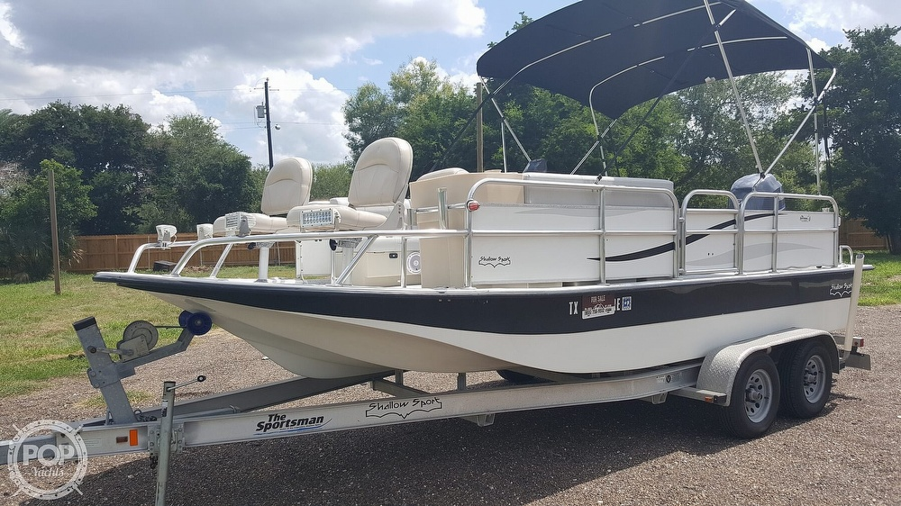 2012 Shallow Sport boat for sale, model of the boat is Sport Deck & Image # 3 of 40