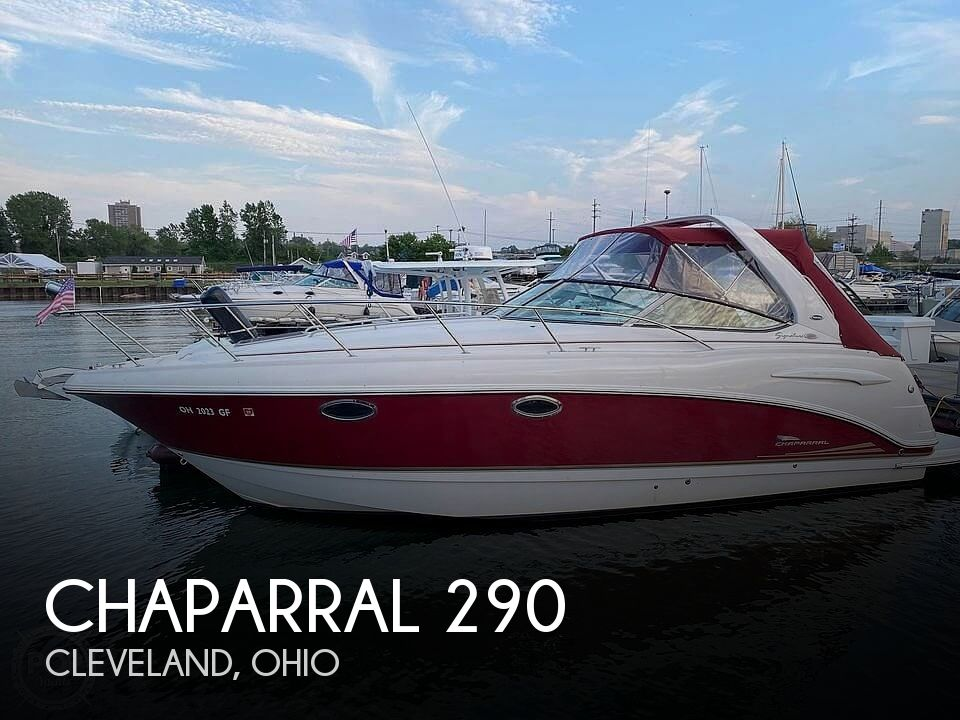 Used Power boats For Sale in Canton, Ohio by owner   2004 Chaparral 290