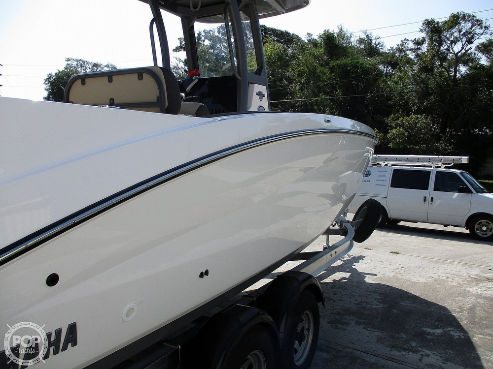 2021 Yamaha boat for sale, model of the boat is 252 FSH & Image # 13 of 40