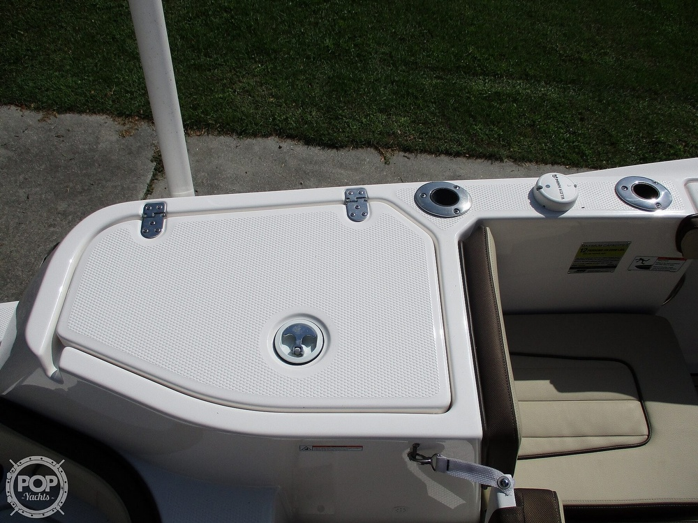 2021 Yamaha boat for sale, model of the boat is 252 FSH & Image # 20 of 40