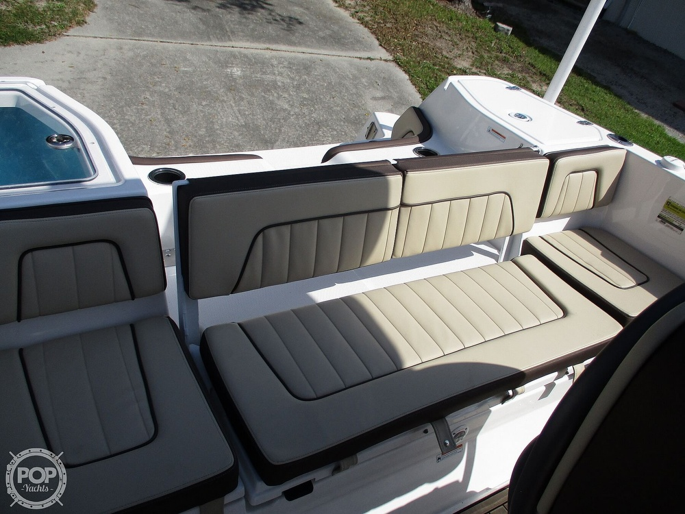 2021 Yamaha boat for sale, model of the boat is 252 FSH & Image # 26 of 40