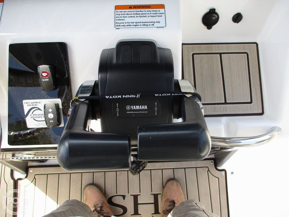 2021 Yamaha boat for sale, model of the boat is 252 FSH & Image # 34 of 40