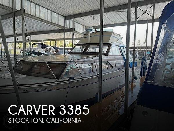 Used Carver Motoryachts For Sale by owner | 1976 Carver 3385 Monterey