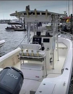 2004 Sea Fox boat for sale, model of the boat is 24CC & Image # 2 of 40