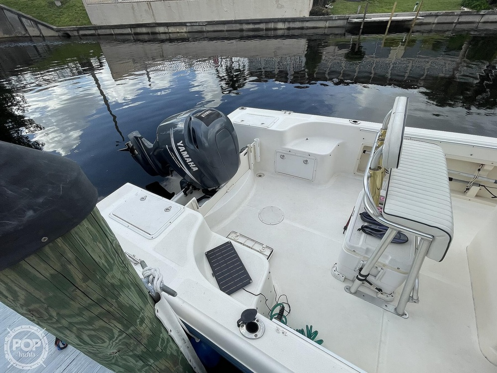 2004 Sea Fox boat for sale, model of the boat is 24CC & Image # 17 of 40