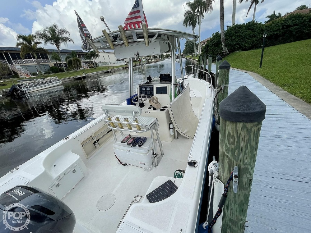 2004 Sea Fox boat for sale, model of the boat is 24CC & Image # 21 of 40