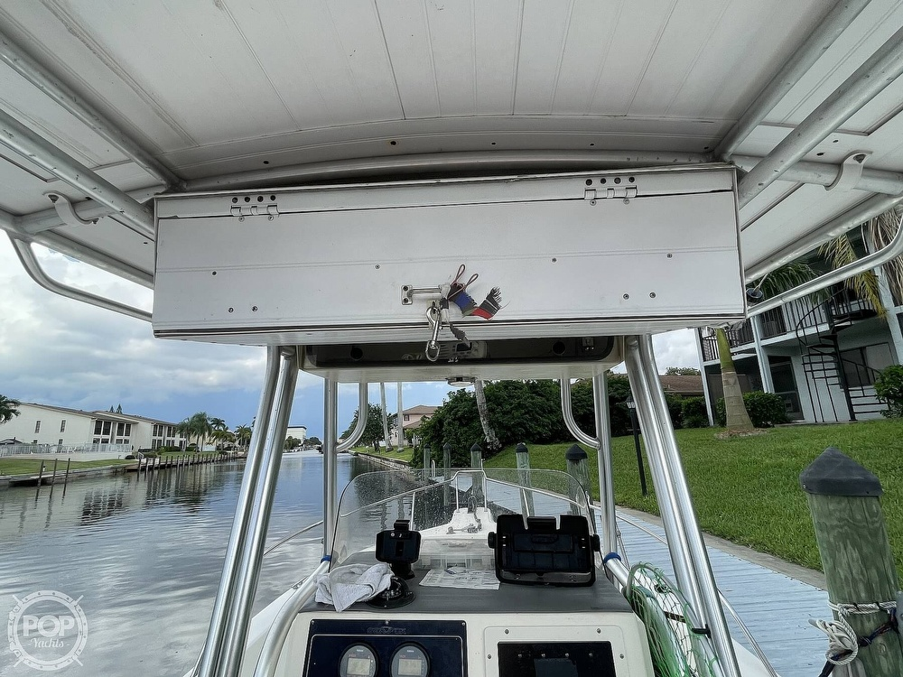2004 Sea Fox boat for sale, model of the boat is 24CC & Image # 25 of 40