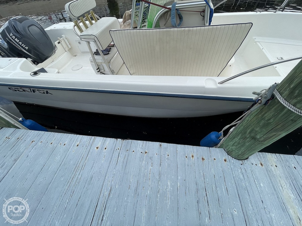 2004 Sea Fox boat for sale, model of the boat is 24CC & Image # 9 of 40