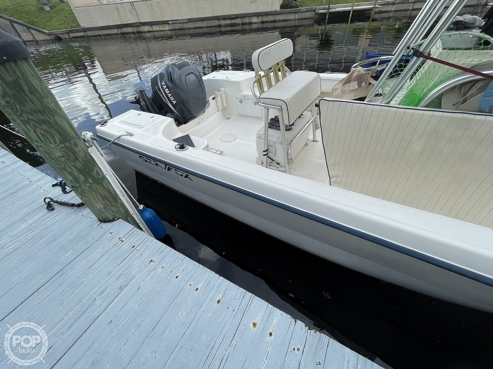 2004 Sea Fox boat for sale, model of the boat is 24CC & Image # 10 of 40