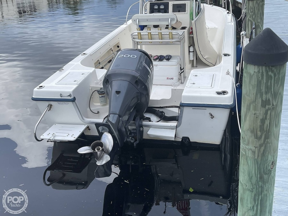 2004 Sea Fox boat for sale, model of the boat is 24CC & Image # 11 of 40