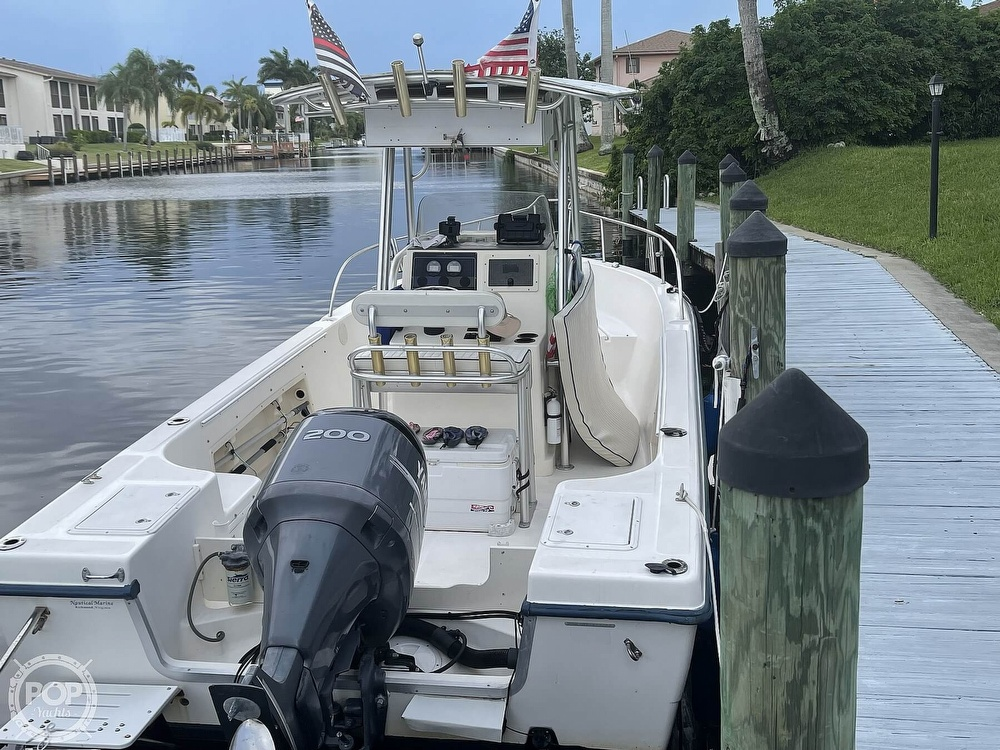 2004 Sea Fox boat for sale, model of the boat is 24CC & Image # 12 of 40