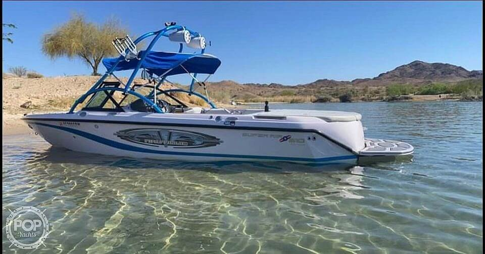 2004 Nautique boat for sale, model of the boat is super air 210 & Image # 2 of 18