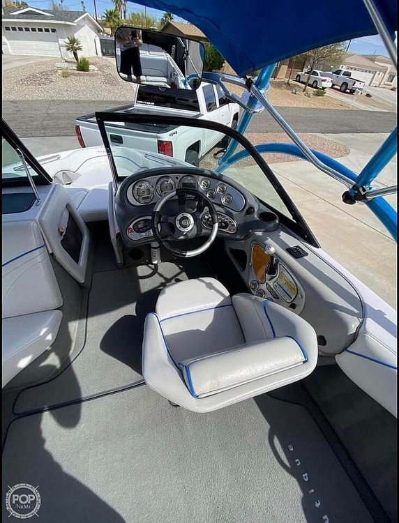 2004 Nautique boat for sale, model of the boat is super air 210 & Image # 3 of 18