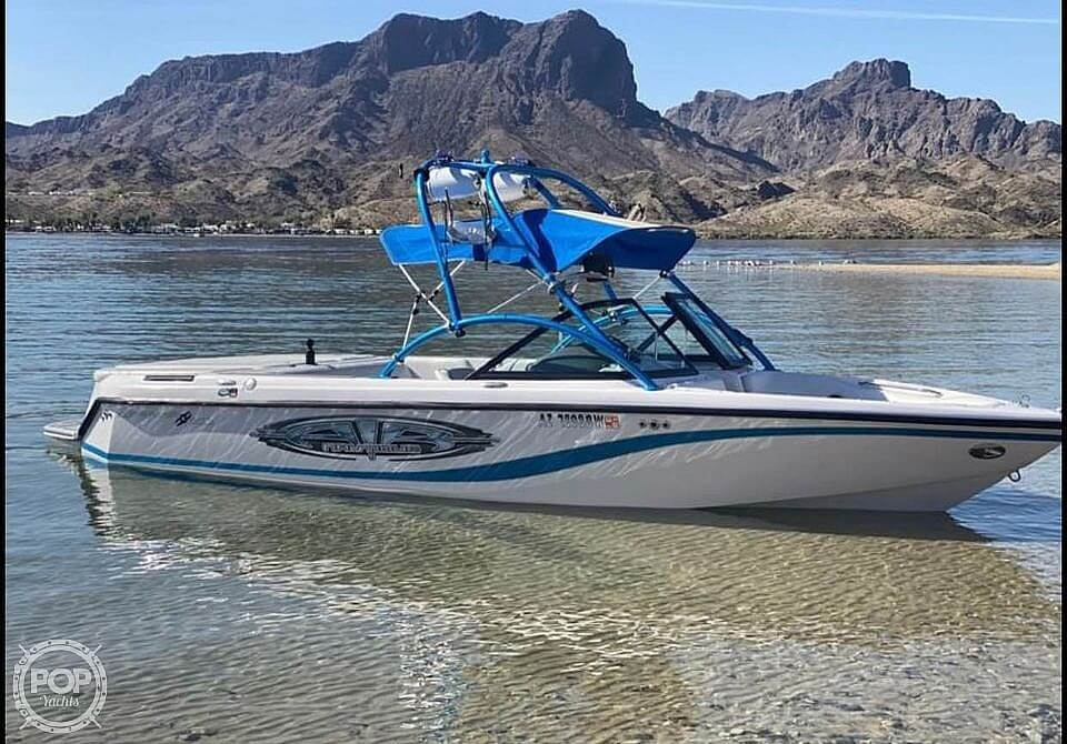 2004 Nautique boat for sale, model of the boat is super air 210 & Image # 4 of 18