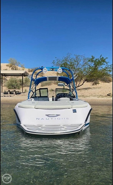 2004 Nautique boat for sale, model of the boat is super air 210 & Image # 6 of 18