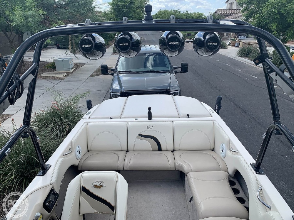 2002 Correct Craft boat for sale, model of the boat is Super Air Nautique 210 Team Edition & Image # 9 of 40