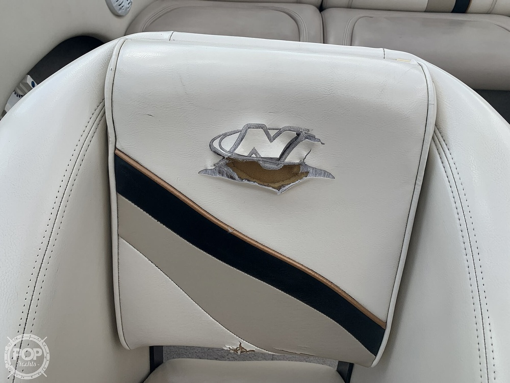 2002 Correct Craft boat for sale, model of the boat is Super Air Nautique 210 Team Edition & Image # 28 of 40