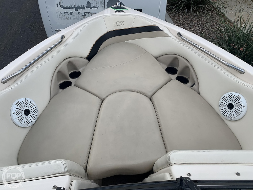 2002 Correct Craft boat for sale, model of the boat is Super Air Nautique 210 Team Edition & Image # 35 of 40